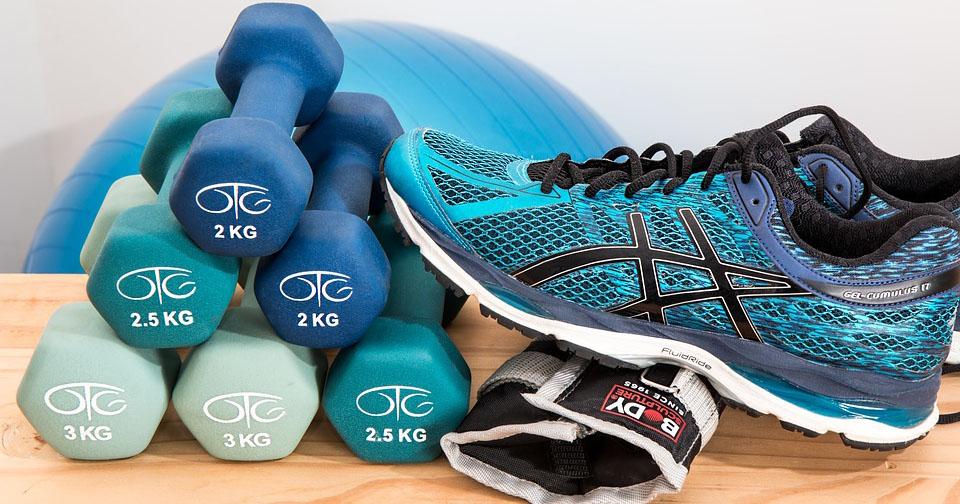 image of gym essentials
