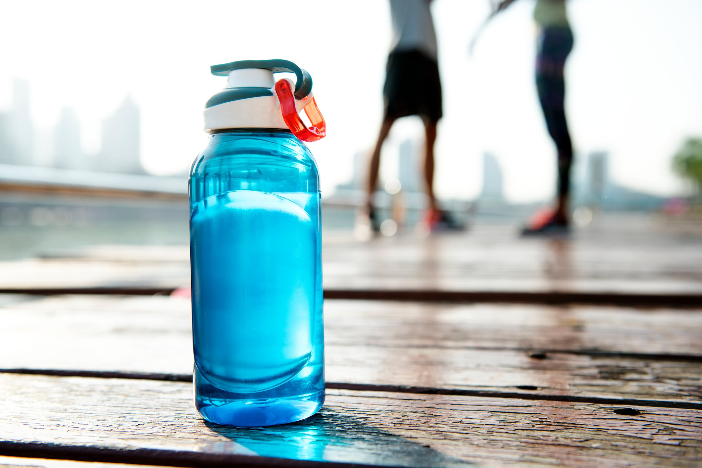 image of reusable water bottle