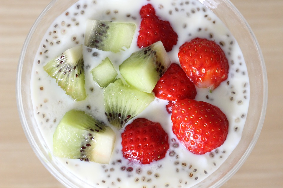 image of healthy snack