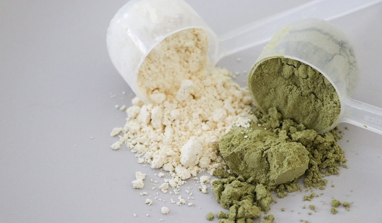 image of protein powder