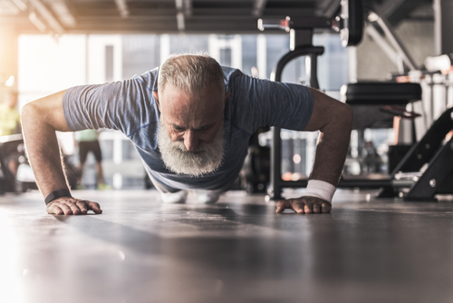 Are you ever too old to exercise