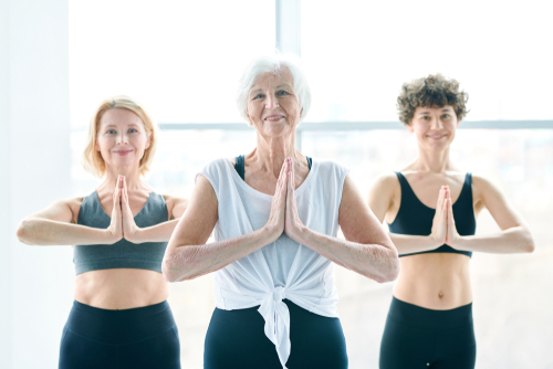 What is best exercise for seniors