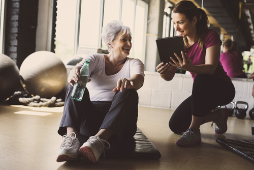 Why Should Seniors Hire a Personal Trainer