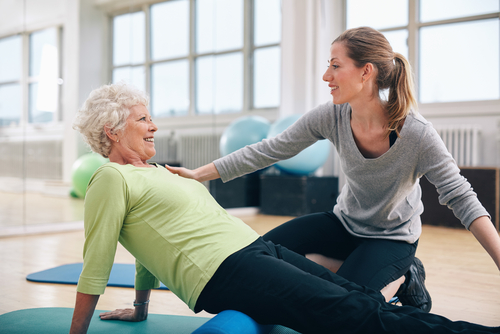 Why is exercise good for seniors
