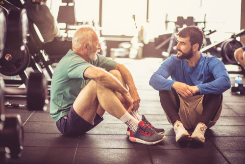 best personal training for seniors in san diego