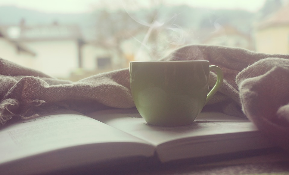 image of coffee in the morning