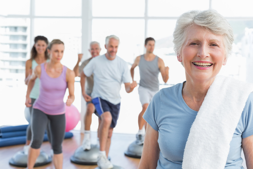 Does exercise help you age better