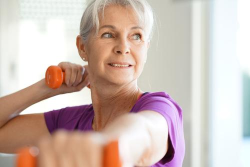 Types of safe exercises for seniors