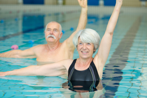 What is the best low impact exercise for seniors in San Diego