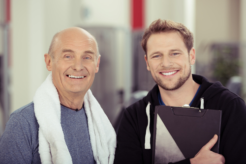 senior fitness clubs in San Diego